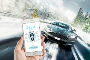 Behyab Car Tracker